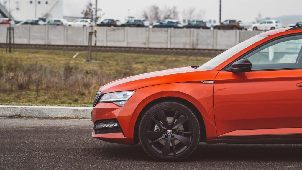 Škoda Superb iV plugin hybrid